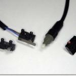 microinterruttori degli stopstop microswitch